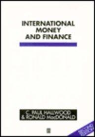 International Money and Finance