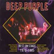 Deep Purple on Stage   1970-85