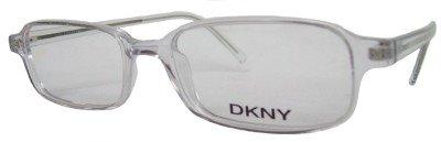 dkny-donna-karan-mens-ladies-rx-eyewear-glasses-eyeglasses-spectacles-free-case-6820-000-transparent