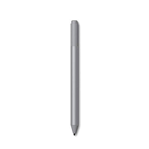 Microsoft - Surface Pen - stylet compatible Surface Book, Studio, Laptop, Go, Pro (ombrage, 4096 points de pression, latence minimale) - Platine (EYU-00010)