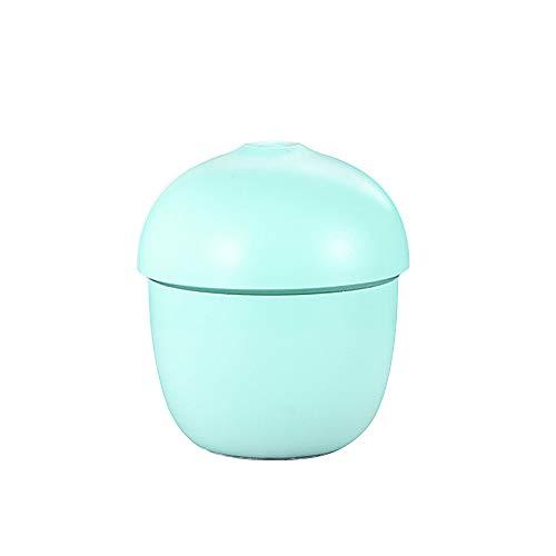 Aroma Diffuser, Holeider Luftbefeuchter Ultraschall LED Aromatherapie Ätherisches Oil Diffusor Duftzerstäuber 100ml USB Humidifier für Babies Yoga Kinderzimmer Schlafzimmer Büro,