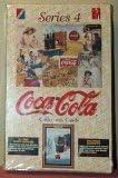 1995 Coca Cola Series 4 Collectors Trading Cards Box - 36 Packs/Box by Coca Cola (English Femmeual) | De La Mode