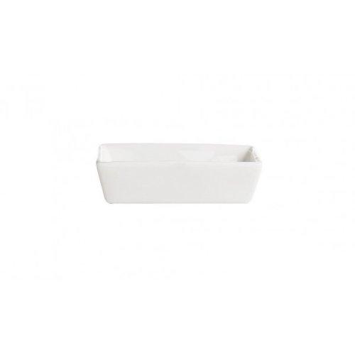 Galzone Schälchen Porzellan weiß 10 x 5 cm