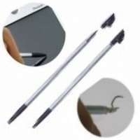 Premium PDA Stylus 3-in-1 Eingabestift für Palm Treo 700p, Treo 700w (im 3er Blister) - Made in Taiwan - Abverkaufartikel Palm Treo 700 700w Pda