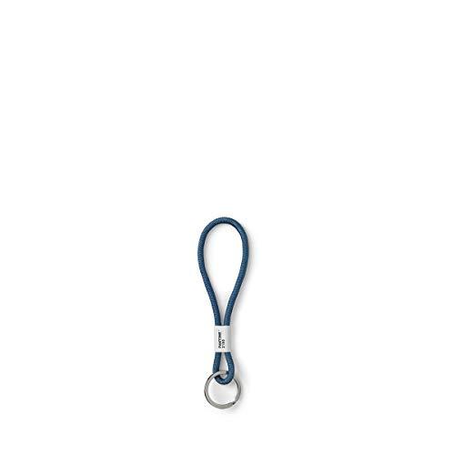 Pantone Schlüsselanhänger, Nylon, blau, 18 cm