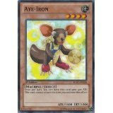 Yu-Gi-Oh! - Aye-Iron (HA07-EN036) - Hidden Arsenal 7: Knight of Stars - 1st E... Aye Gi