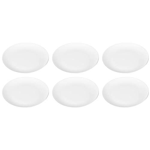 Arzberg Cucina Basic Weiss Speiseteller-Set 6tlg. - Arzberg Set
