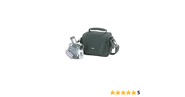 Lowepro Edit 110 Camera Bag 160 X 85 X 110 Mm Black Camera Photo