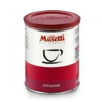 Lattina di caffè macinato miscela Rossa 250 g