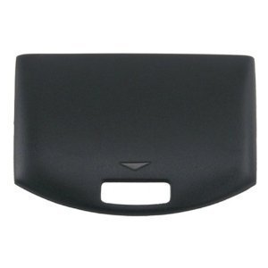 Importer520 2 Pack Black Battery Back Door Cover Case For Sony Psp 1000 Fat