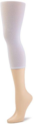 ESPRIT Damen Leggings 18444 Cotton Capri LE, Gr. 38/40, Weiß (white 2000)