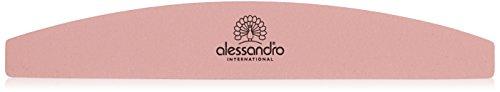 Alessandro - Lima de uñas para manicura profesional, 100/180