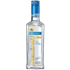 """Wodka aus der Ukraine """"Nemiroff"""" Delikat Premium 0,7L"""