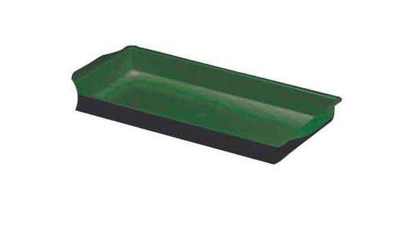 OASIS Sandwich Schale weiß Blumenschale Tischdeko für Steckmasse 25 Stück