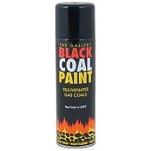 Percy Doughty Gas Fire Coal Spray Paint 300ml
