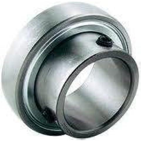 Opzioni di cuscinetto interno UC Metric Lubrificante Cuscinetto uc206-20-1030-1-1/4& # 56; 1-1/4& # 56; Foro - Cuscinetto Lubrificante