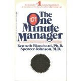 The One Minute Manager by Kenneth H. Blanchard (1983-03-24)