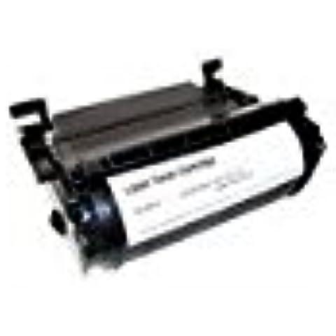 TONER LEXMARK T610 Negro Regenerado Para LEXMARK Optra T 610 T 612 T 614 T 616 Impresión Hasta 25000 12A5845 Páginas
