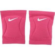 Nike Streak Volleyball Knee Pad Knieschoner, Pink, XS/S (Xs-volleyball Knieschoner)