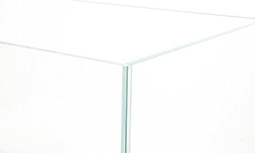 Set FireAqua 65 Liter Rechteck Aquarium Weißglas weiß - 4