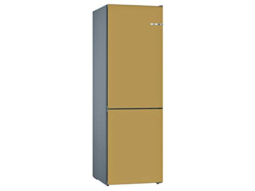 Bosch Serie 4 KVN39IX3A nevera y congelador Independiente Oliva 366 L A++ - Frigorífico (366 L, SN-T, 14 kg/24h, A++, Compartimiento de zona fresca, Oliva)
