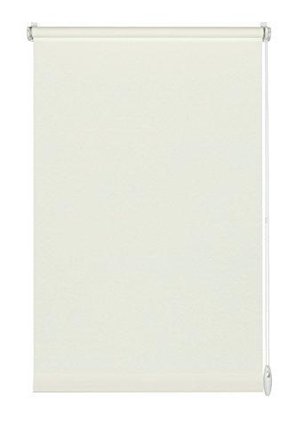 Gardinia tenda a rullo con morsetto di fissaggio o adesiva, per luce diurna, opaca, kit di montaggio incluso, easyfix tenda a rullo avvolgibile, bianco, 45 x 150 cm (lxa)