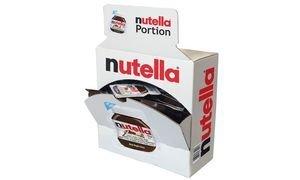 Nutella Einzelportionen, 40er Pack (40 x 15 g)