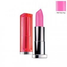 Maybelline Color Sensational Lipstick - 904 Vivid Rose