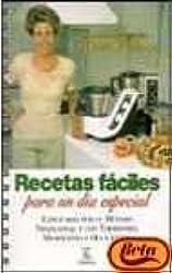 Recetas faciles para un dia especial (Escuela Cocina Cris.Galiano)