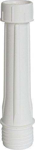 Kunststoff-Ersatzrohr für Balkonständer Weiss, Rohr-Ø: 21-36mm