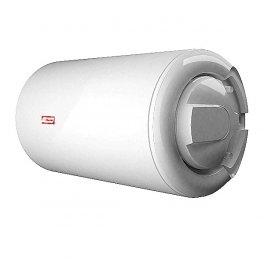 Chauffe-eau électrique horizontal 200 L Thermor blindé Sortie latérale diametre 570 mm, Longueur 1255 mm