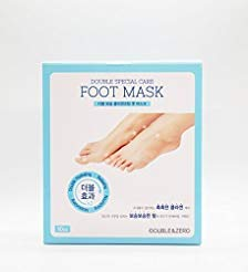 DOUBLE&ZERO DOUBLE SPECIAL CARE FOOT MASK
