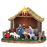 Coventry Cove by Lemax Christmas Village Accessory, Nativity Scene, B/O (4.5V) by Unknown