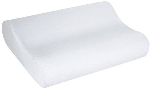 Sleep Innovations Contour Memory Foam Pillow, Standard Size by Sleep Innovations
