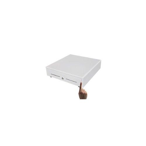 Phoenix Technologies PHCAJONBLANCOM   Cajón portamonedas manual, beige