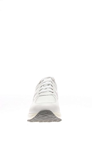 Hogan - HXC00N00E11CSR9999 Interactive - Baskets fille Blanc Cassé - blanc