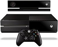 Microsoft Xbox One 7UV-00078 Gaming Console with Kinect - 500 GB Hard Drive - Wi-Fi - Black (Refurbished) by Microsoft (Kinect Xbox Refurbished)