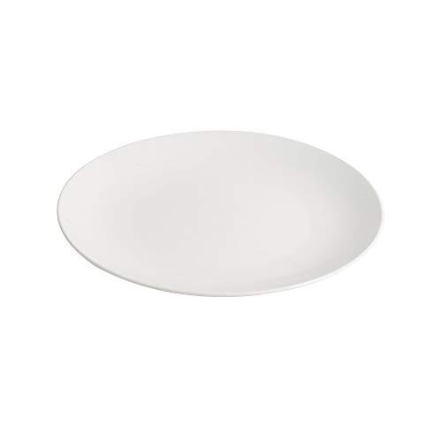 ProCook Vienna - Porcelaine Fine Forme Coupe Petite Assiette 20 cm