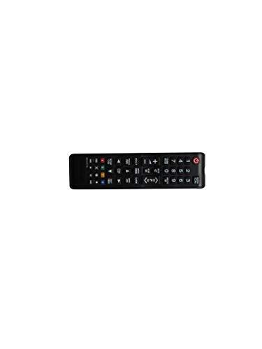 Calvas Fernbedienung für Samsung BN59-01199G UA32J4303 UA40J5200 UA48J5200 UA50J5200 UE32J4500 UE32J4505 UE32J4570 LED HDTV TV