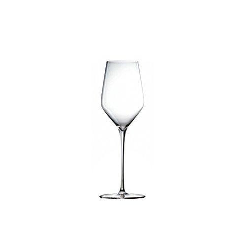 Stölzle Mundgeblasener Weißweinkelch Serie Q1 6 Gläser Set