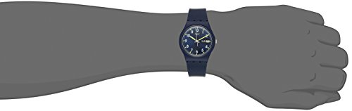 Swatch Sir Blue Armbanduhr GN718 -