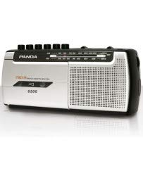 Daewoo DRP-107 Portátil Analógica Negro, Plata - Radio (Portátil, Analógica, Am,FM, 3,5 mm, Negro, Plata, Giratorio)