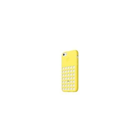 apple-etui-pour-telephone-portable-silicone-jaune-pour-iphone-5c