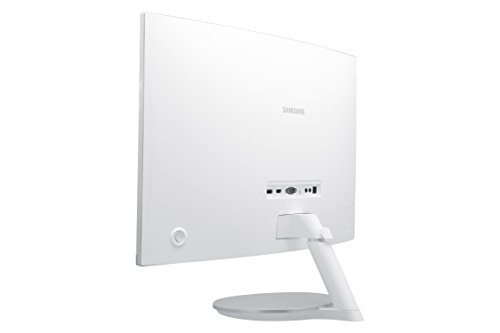 Samsung IT LC27F591FDNXZA Samsung C27F591 27-Inch Curved Monitor (Built-in Speaker Included)