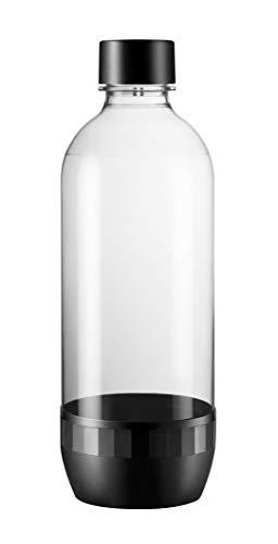 SodaStream 1041243490 2 x 1L PET-Flaschen, grau