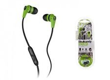 Skullcandy S2IKDY-003-Ink'd 2.0 Earphones with Mic-Flouroscent Green  available at amazon for Rs.949