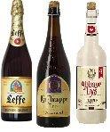 Coffret 3 Bieres Blondes 75 Cl - Abbaye du Lys ...