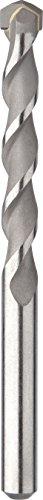 Granit Grau Tür (Mungo 2130510 MGB Granite Spitze für harte Steine mit zylindrischem Schaft, Durchmesser 5.x 85 mm)