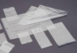 Lot 100 sachets à fermeture zip 80x120 mm 8x12 cm pochettes qualité alimentaire 50microns Jeco