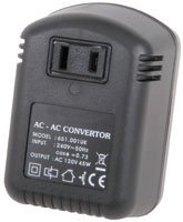 Image of 45W UK to USA Voltage Convertor Use US Elecrical equipment in the UK